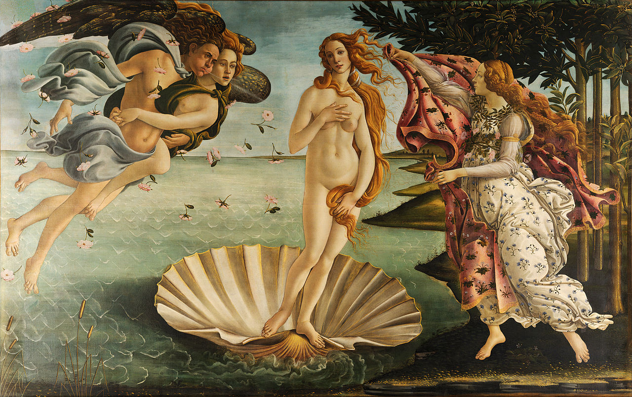 The Birth of Aphrodite