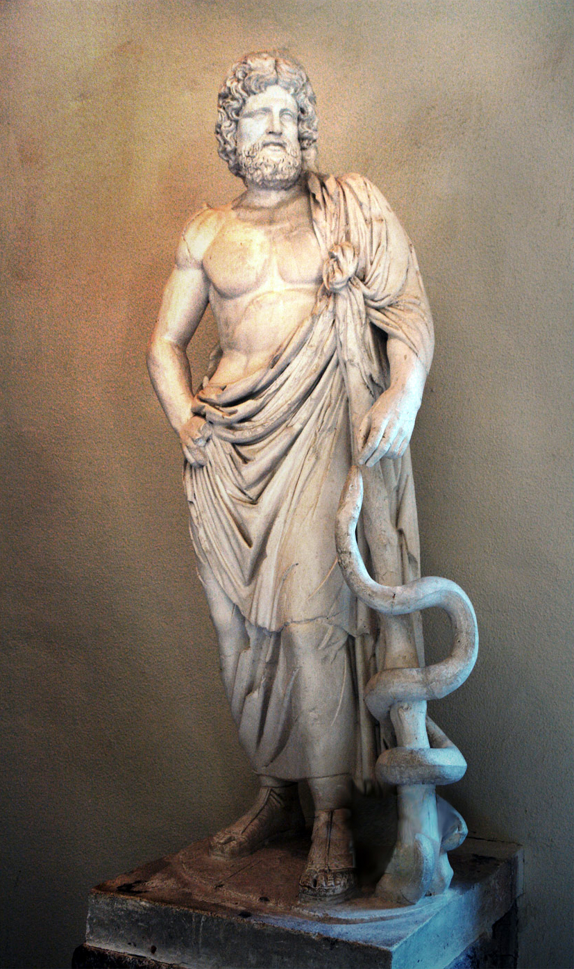 Who Was the Greek God of Medicine?
