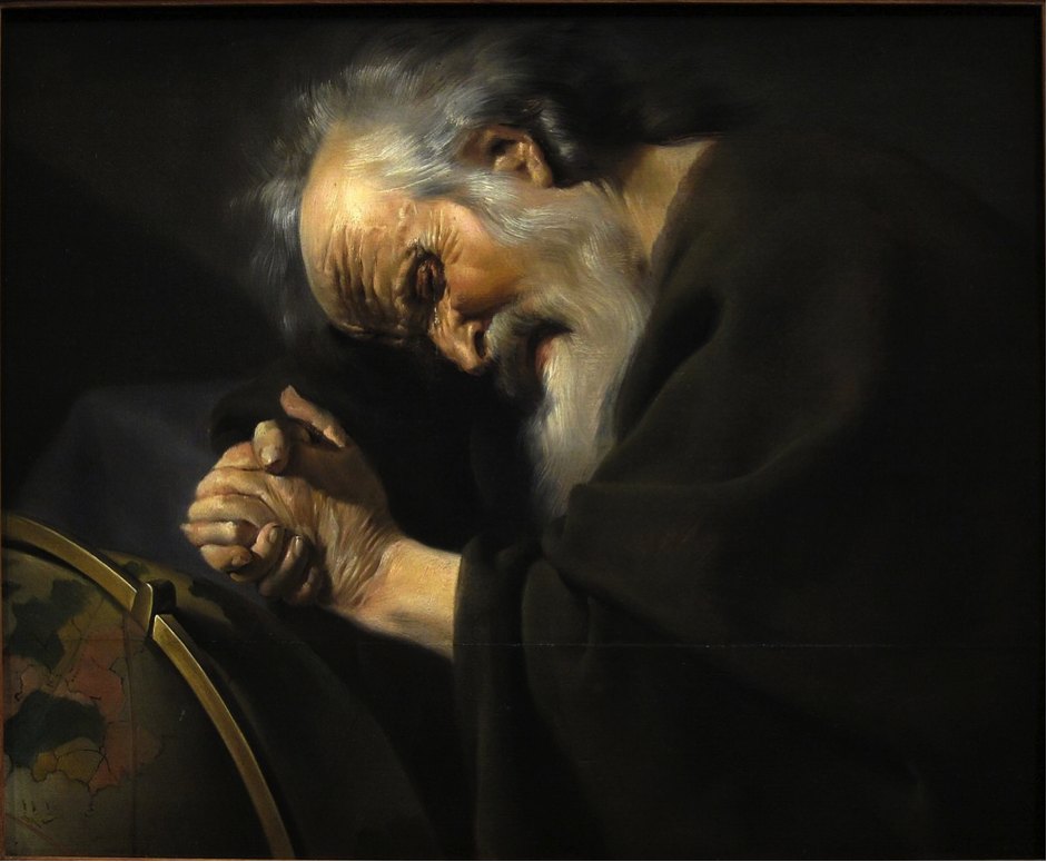 Who was Heraclitus?