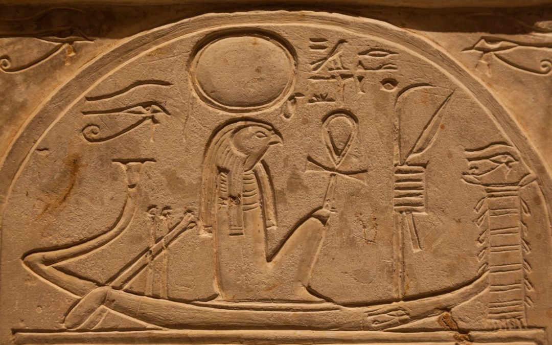 Who was Ra? (Ancient Egyptian Sun God)