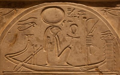 Ancient Egyptian God Ra | Sun Deity