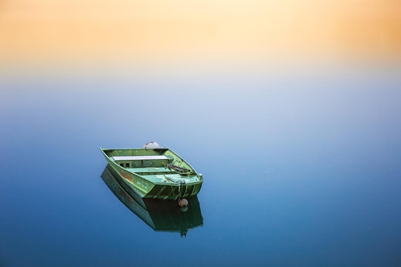 Boat Solitude