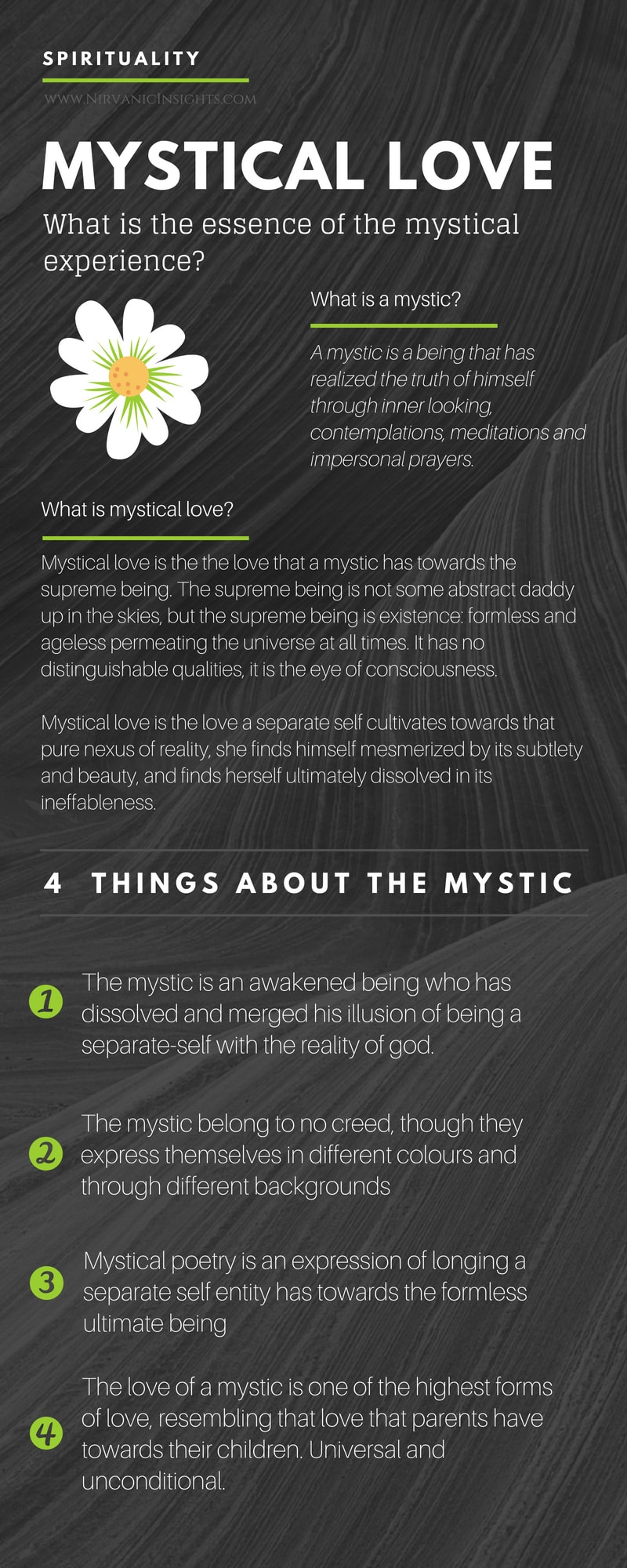 What is mystical love?