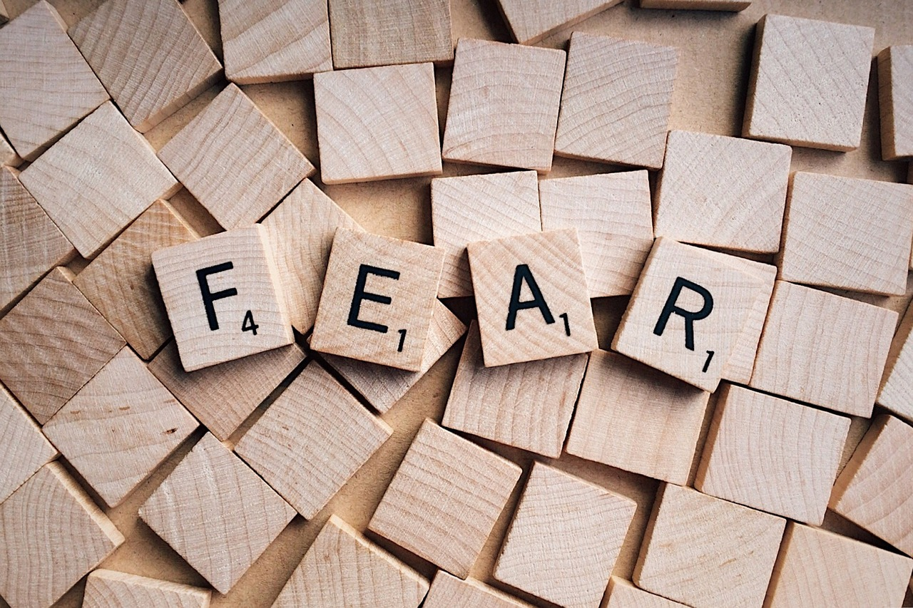 What is Fear and How Do I Overcome It?