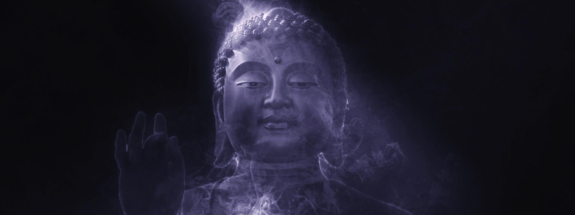 buddha being sage