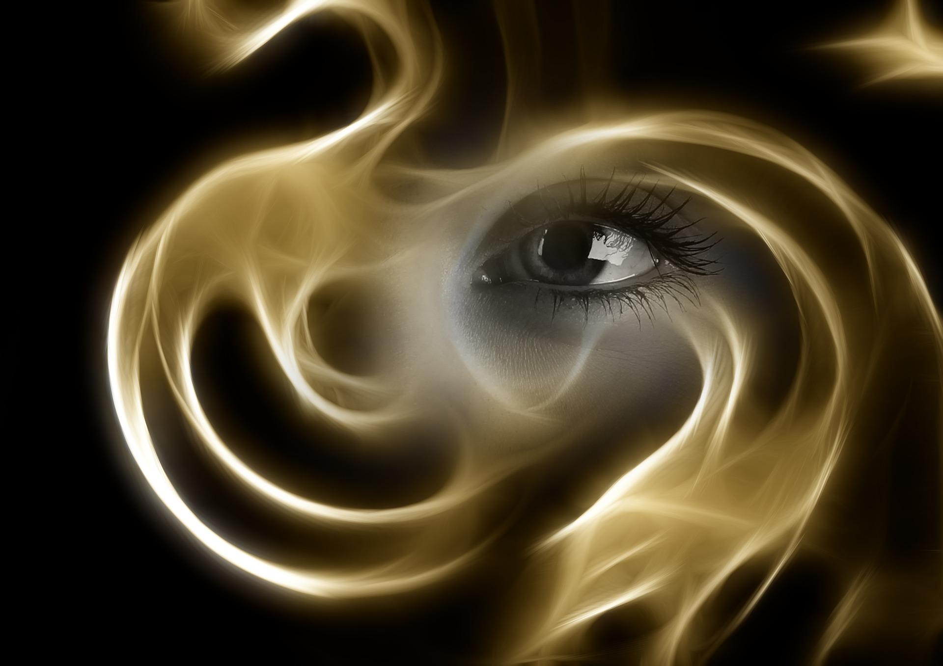 eye soul ghosts spirit