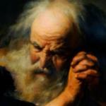 The Weeping Philosopher