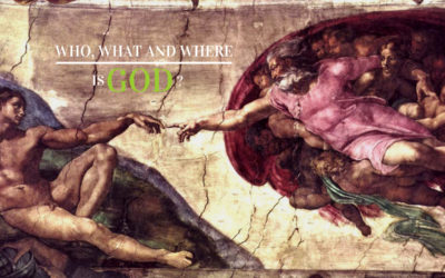 Who, What and Where is God?