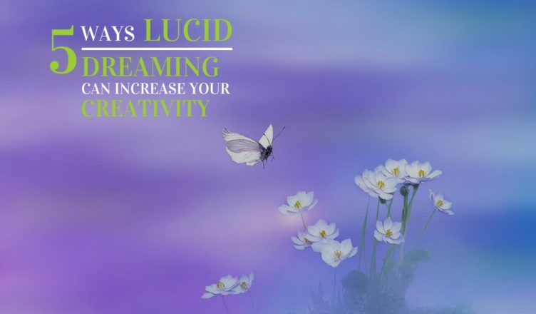 Lucid dreaming for creativity