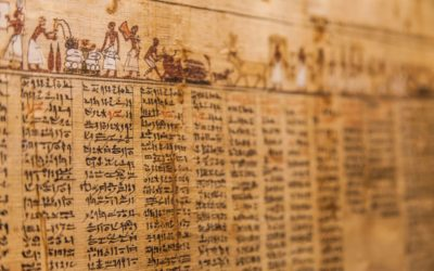 Book of the Dead: Ancient Egyptian Magical Spells & Funerary Text