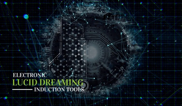 Electronic tools for lucid dreaming induction