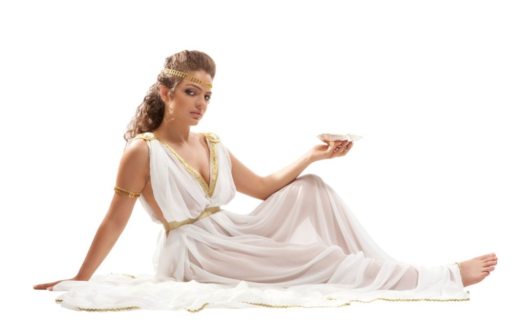 Who was the Greek Goddess Aphrodite?