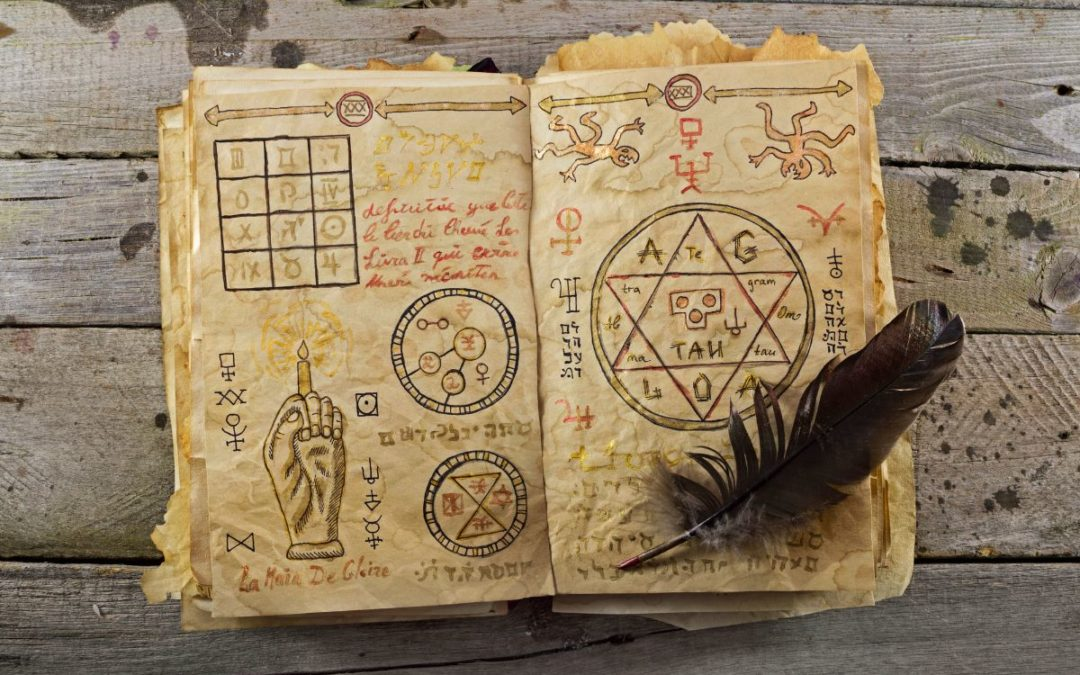 8 Remarkable Magic Books Throughout History