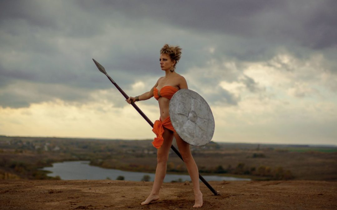 5 War Goddesses from World Mythology