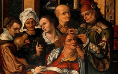 10 Strange Ways Ancient People Tried to Heal Themselves