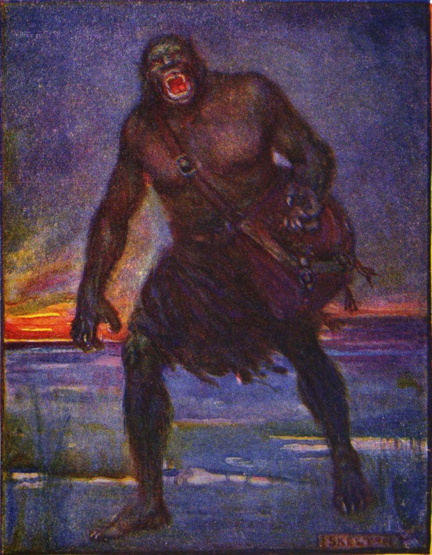 Grendel by J. R. Skelton