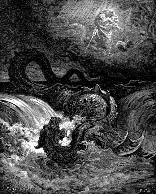 The destruction of leviathan