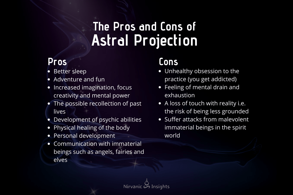 The Pros and Cons of astral projection