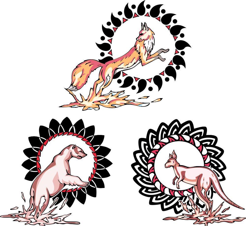 Animal spirits and totems