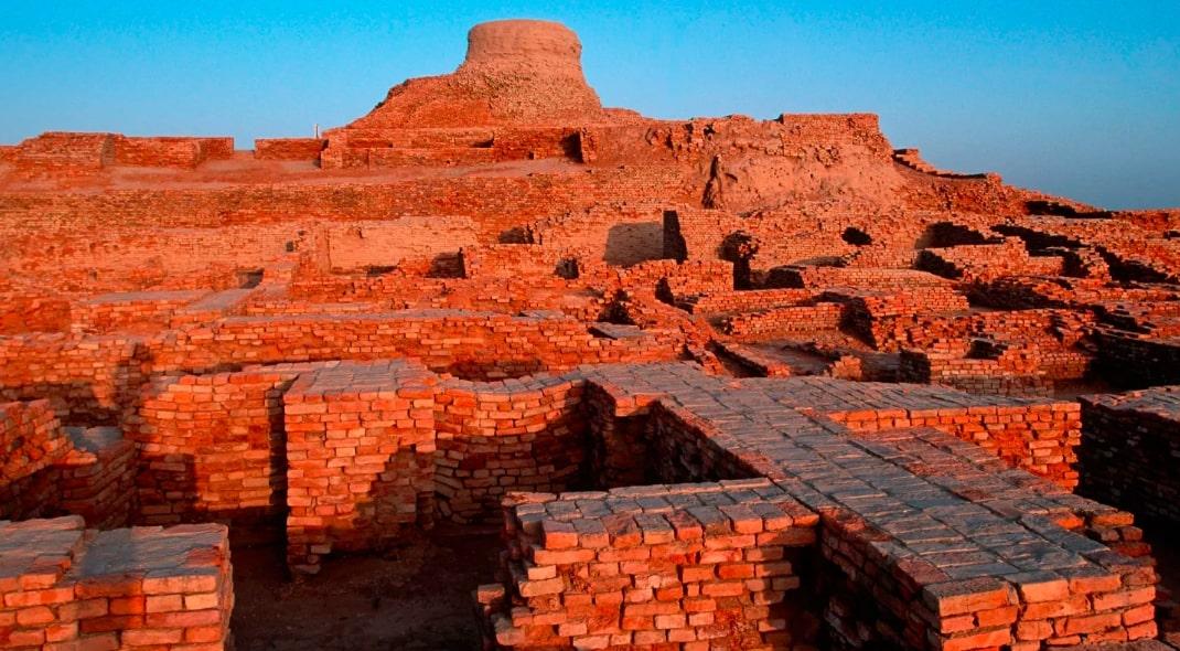 Indus Valley Civilization ruins