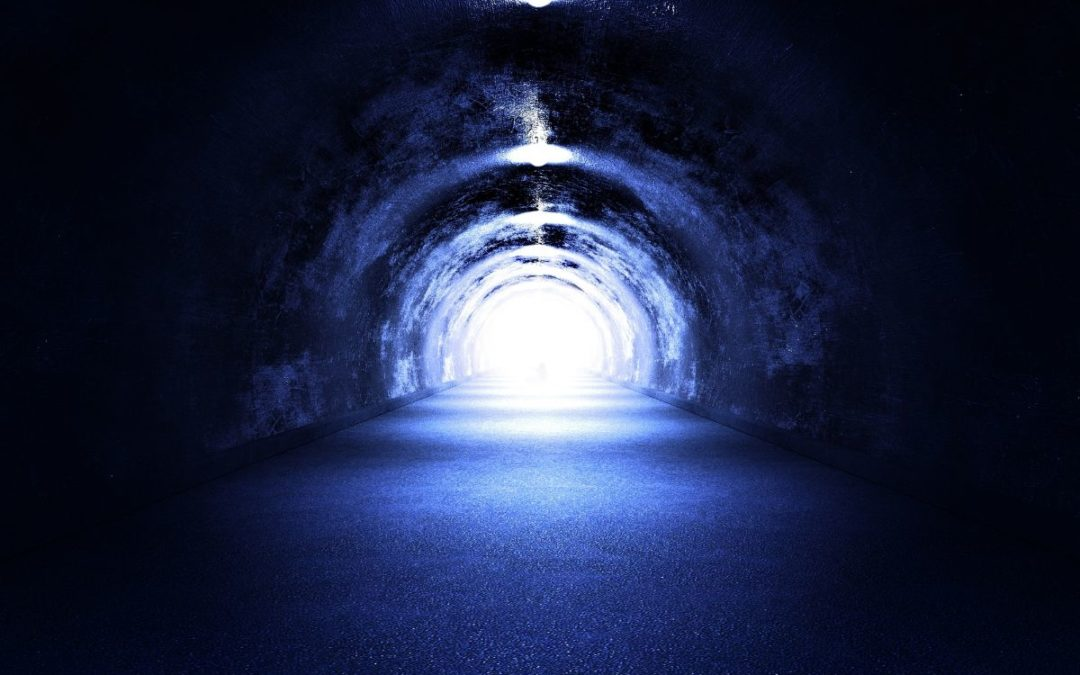 Light at the end of a dark tunnel