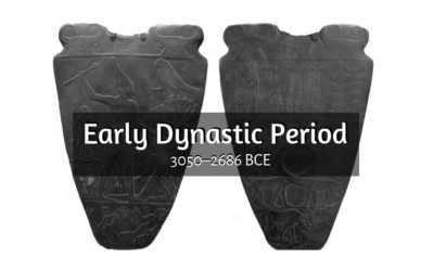 The Early Dynastic Period of Ancient Egypt (3050 – 2686 BCE)