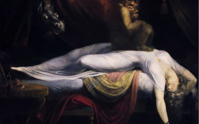 Ancient Explanations of Sleep Paralysis