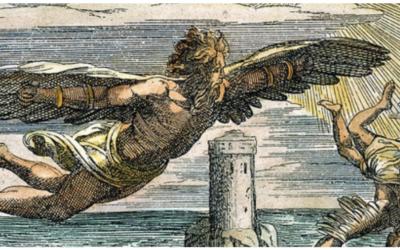 Daedalus, the Athenian Craftsman of Greek Myth