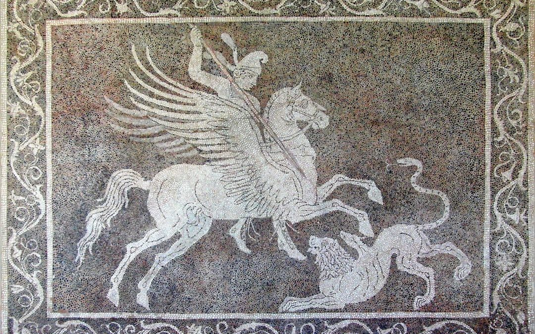 The Story of the Rise and Fall of Bellerophon