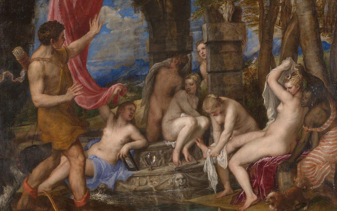 Artemis (Diana) and Actaeon