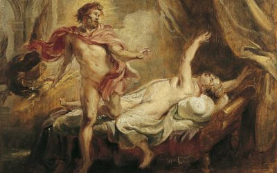 The Myth of Semele, Zeus and the Birth of Dionysus