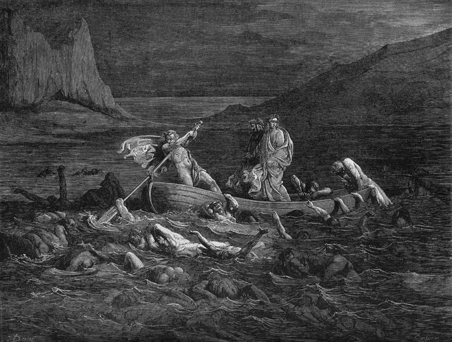 Gustave dore styx