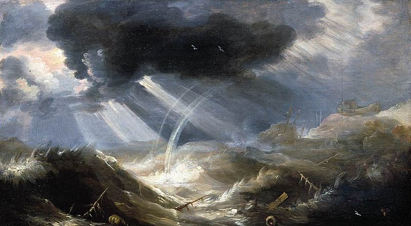 The Myth of Deucalion and the Deluge of Zeus