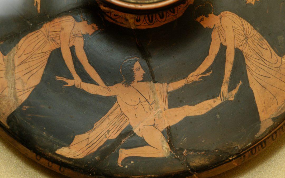 Pentheus death