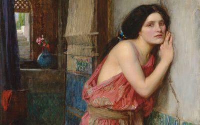 The Tragic Love Story of Pyramus and Thisbe