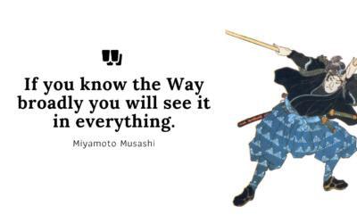 Miyamoto Musashi: 18 Zen Quotes by the Ronin Philosopher