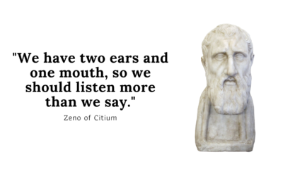 Zeno of Citium: 12 Wise Quotes by the First Stoic Philosopher