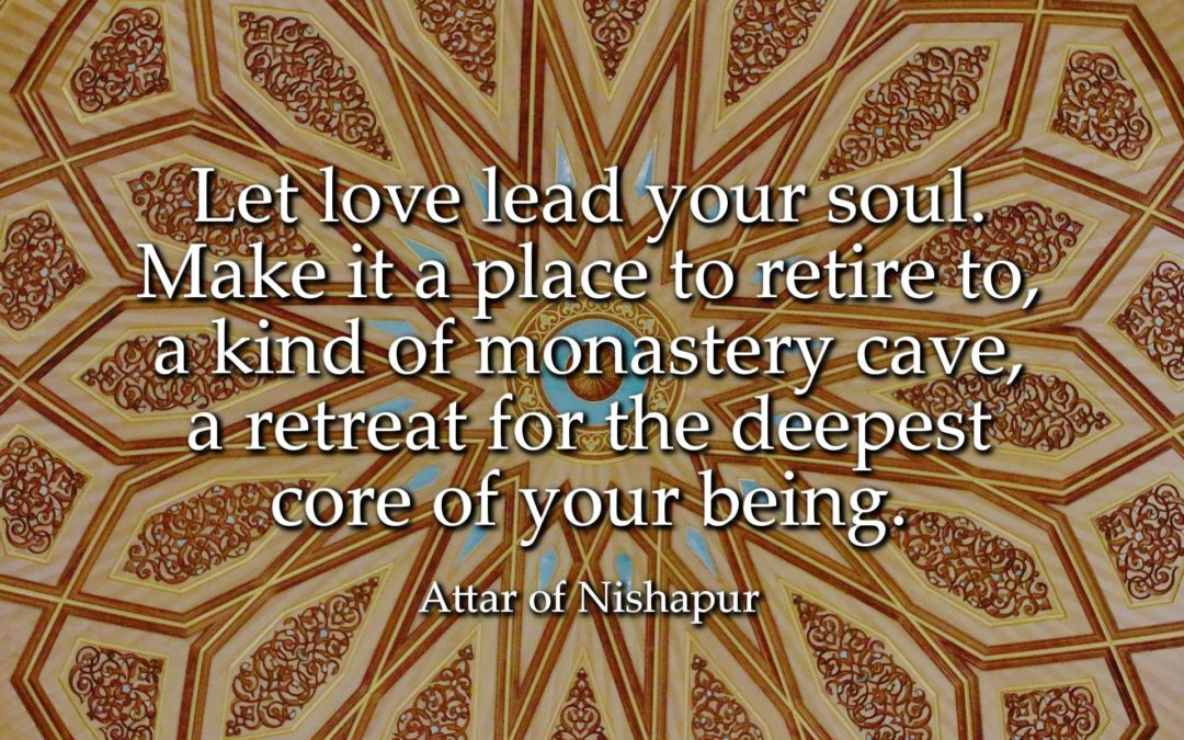 Attar quote sufi