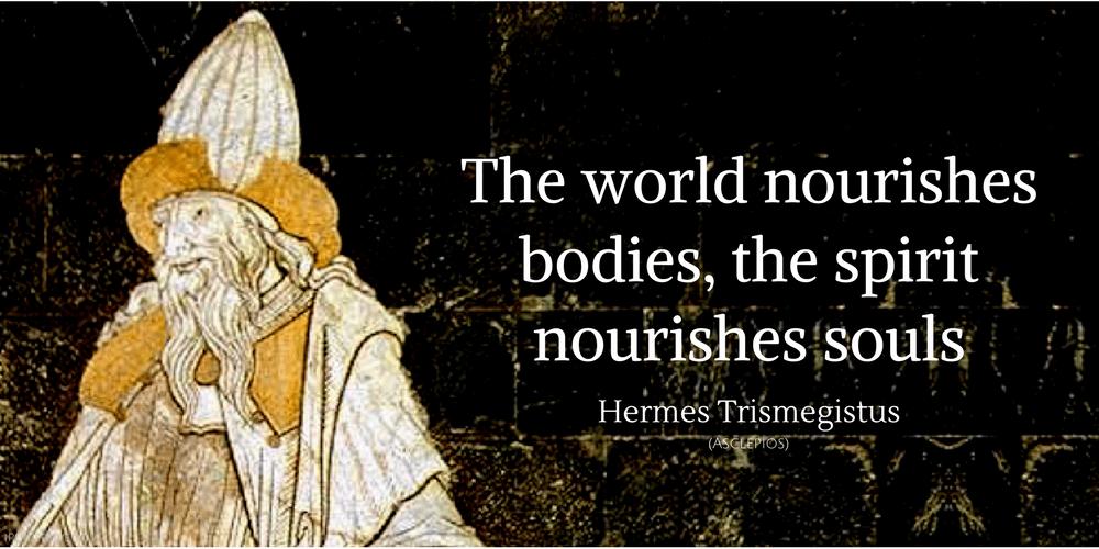 Hermes Trismegistus quote