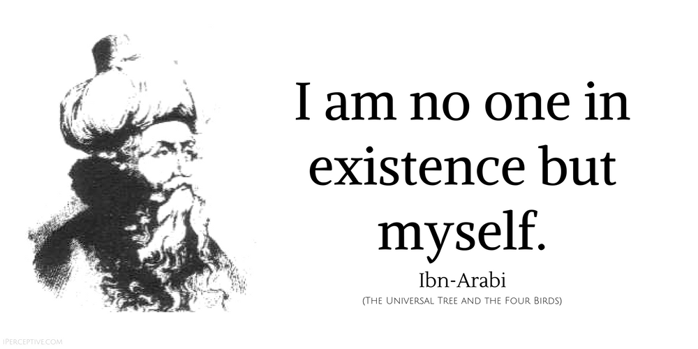 Ibn Arabi Quotes (Sufi Poetry)