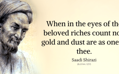 Saadi Shirazi: 20 Beautiful Quotes by the Persian Poet