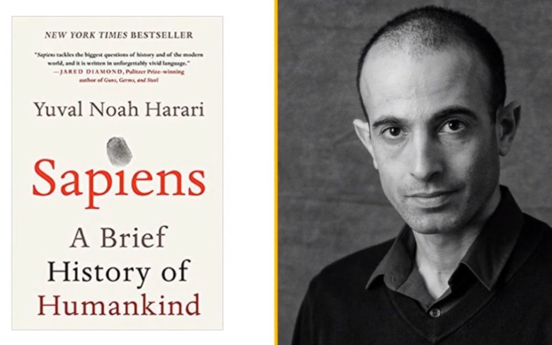 Sapiens: A Brief History of Humankind by Yuval Noah Harari (Quotes & Excerpts)