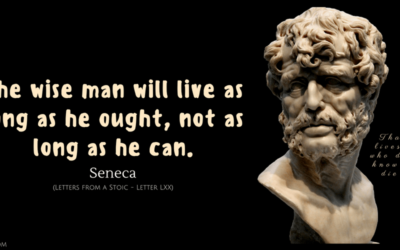 30+ Stoic Quotes on How to Live and on Death