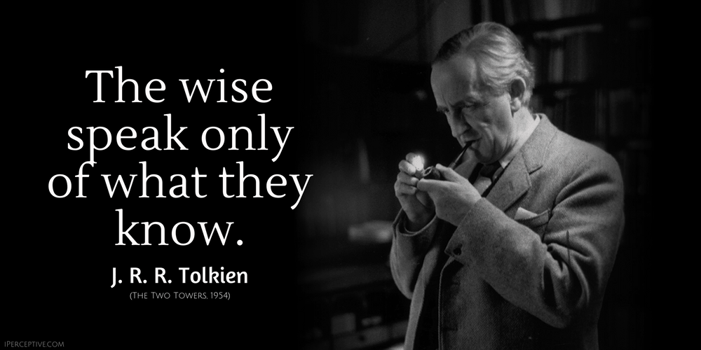 50+ Wise and Inspirational Quotes by J. R. R. Tolkien